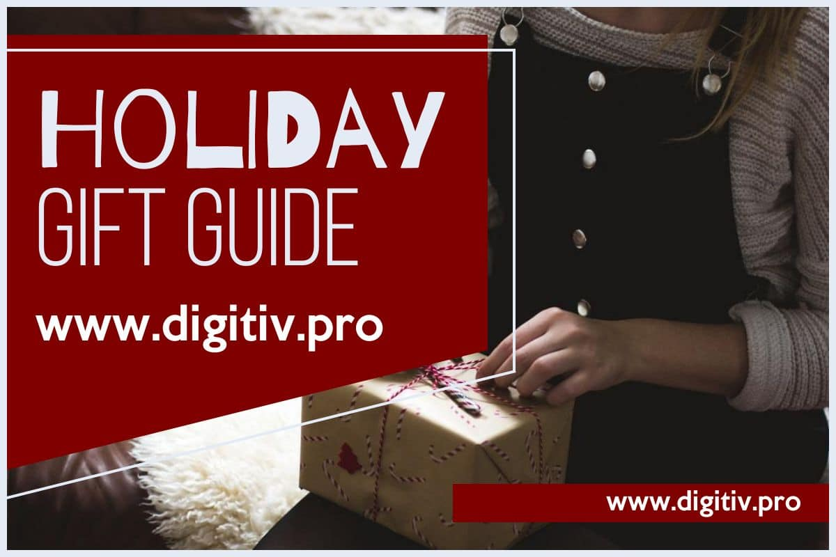 Digitiv Holiday Gift Guide